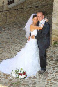photo de mariage rhone
