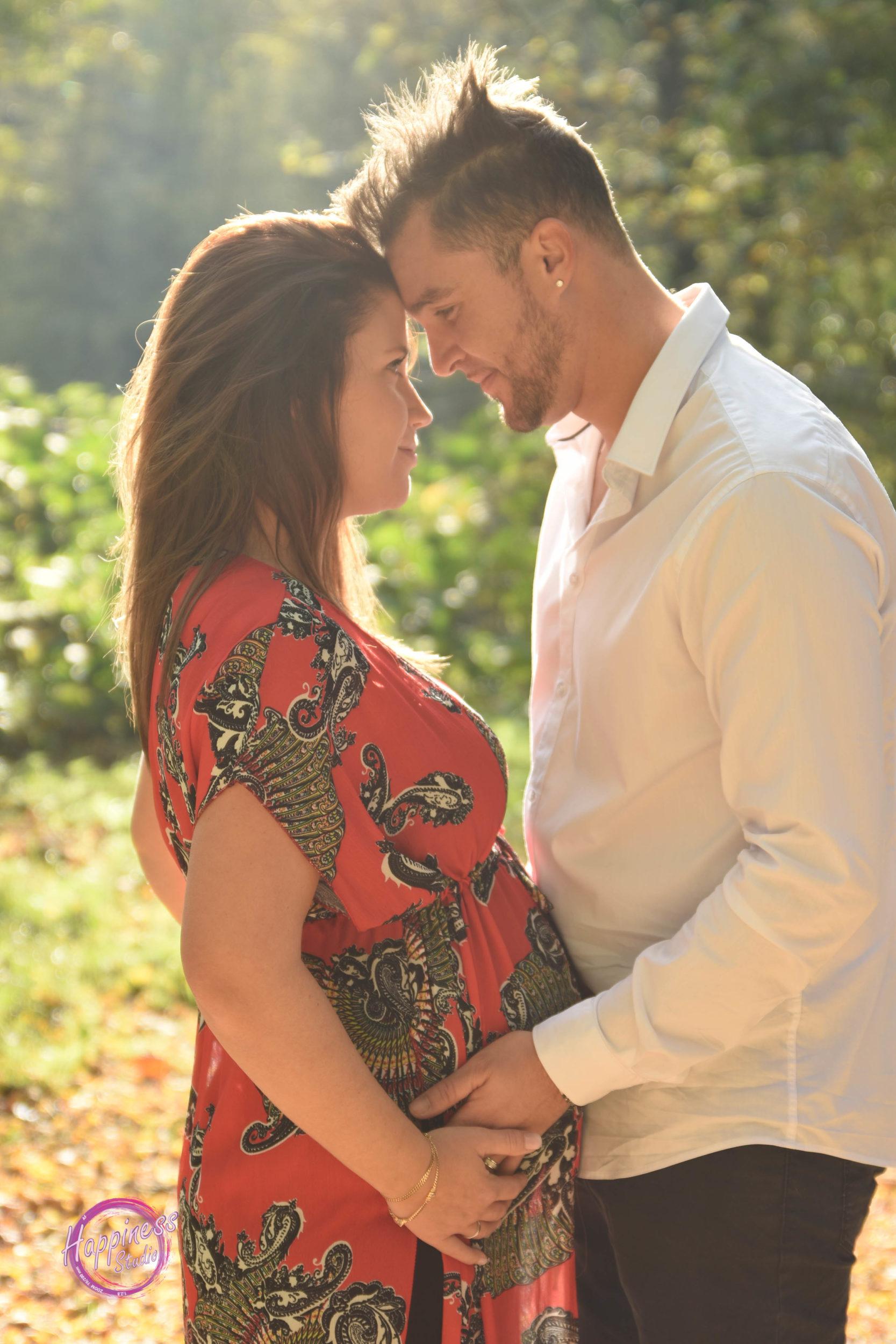 Séance photo femme enceinte à Lyon
