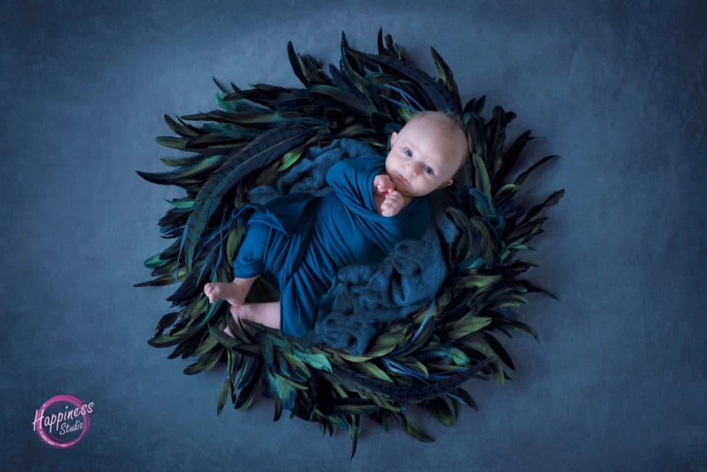 Séance photo nouveau-né à Lyon