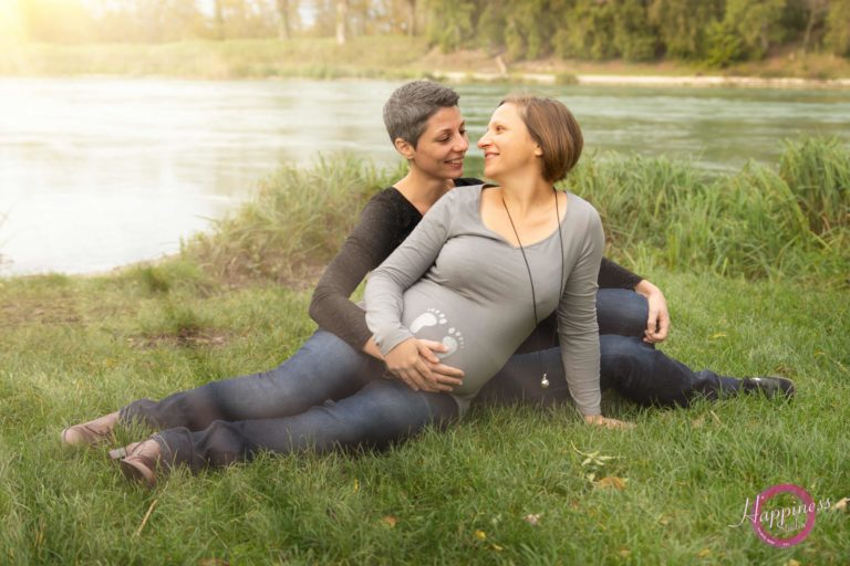 Photographe grossesse à Lyon