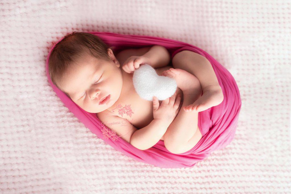 Séance photo bébé à Lyon