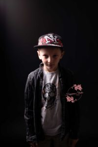 Shooting photo enfant en studio à Lyon