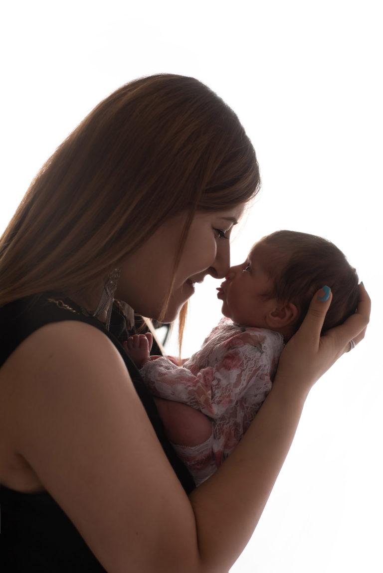 photo maman bebe