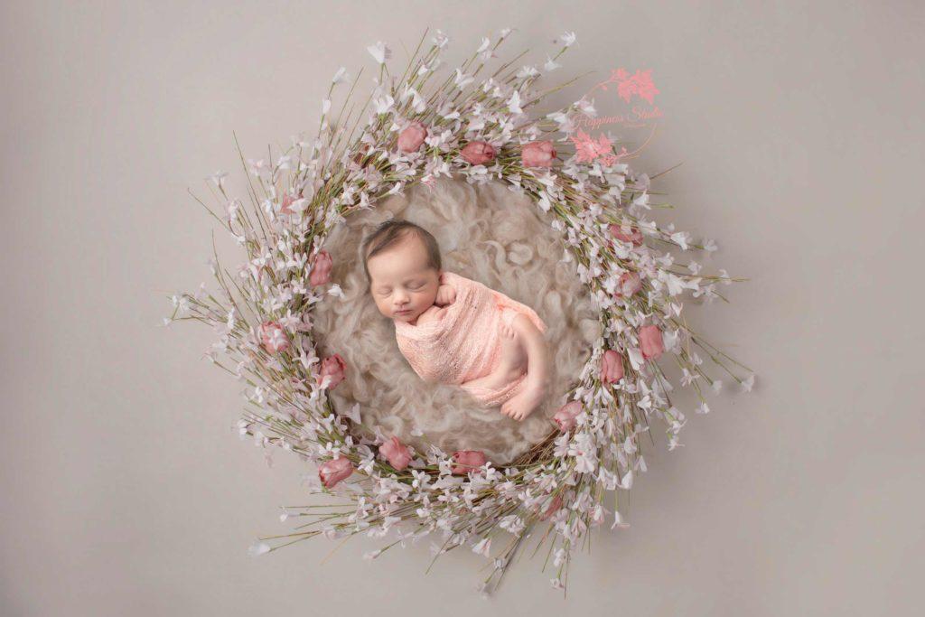 photographe bébé rhone