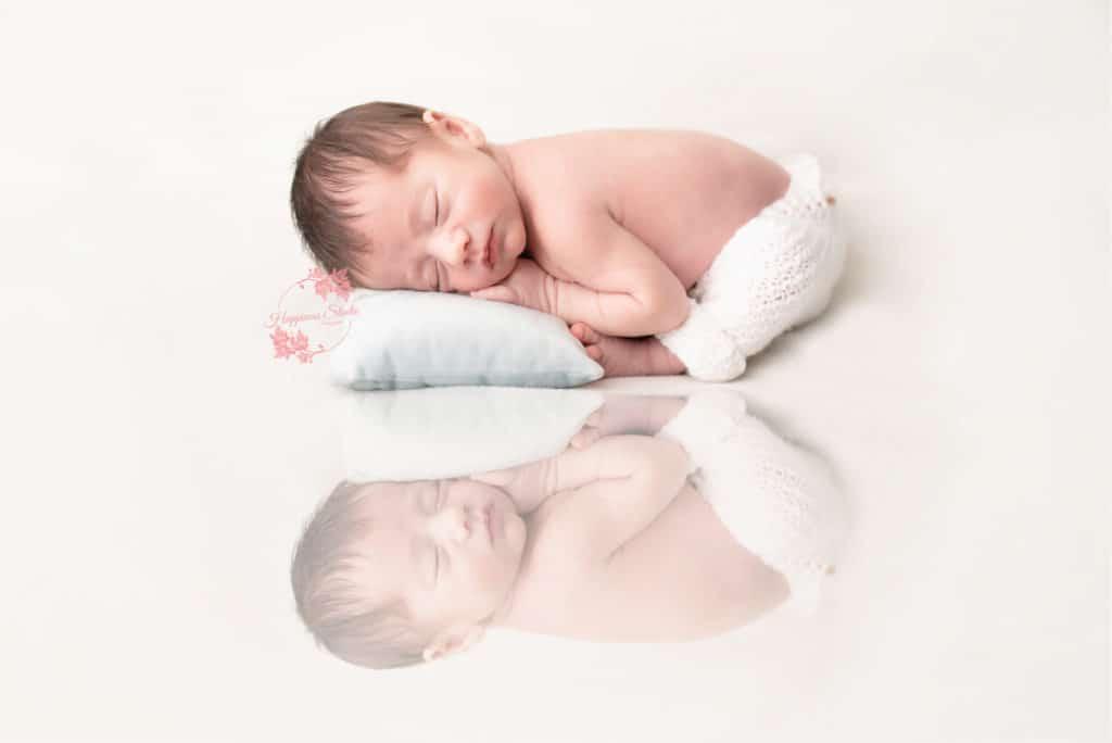 montage photo bébé